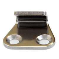 AS-30 stainless steel catch plate