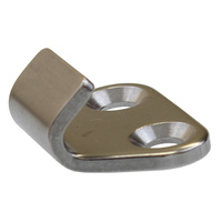 AS-31 stainless steel catch plate