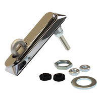 AS-GH1107PDCHLS Swing handle chrome plate padlocking