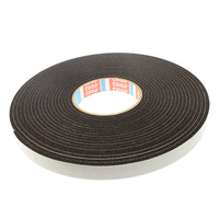 TT6110-EPDM-Durafoam closed cell EPDM Durafoam black tape