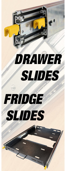 Drawer Slides & Fridge Slides