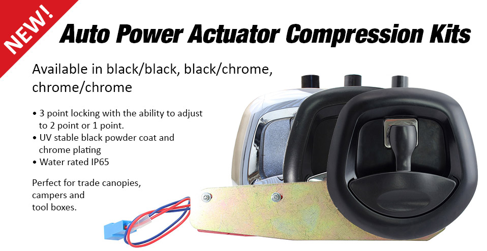 Auto Power Actuator Kit