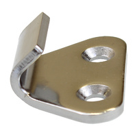 AS-41 stainless steel catch plate