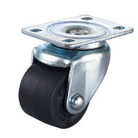 Heavy duty castor wheel black AS-GN-A25201