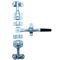 BHCV1803 Cam lock kit - long neck, zinc plated