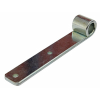 BHGY3C 180mm X 32mm strap hinge 2 hole zinc plated