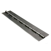 Continuous hinge stainless steel CHSS