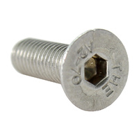 M5 x 16mm stainless steel 304 CSK socket screw
