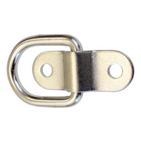 NS169SS Small 2 piece lashing ring 304 stainless steel tie down