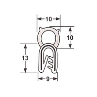 Top bulb boot seal 051