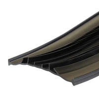 RERD50 Garage door weather seal 50mm flat ends