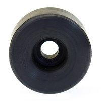 RMB16-001 EPDM Black buffer 26mm dia.
