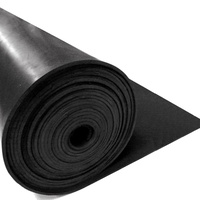 EPDM rubber 1200mm wide 6mm